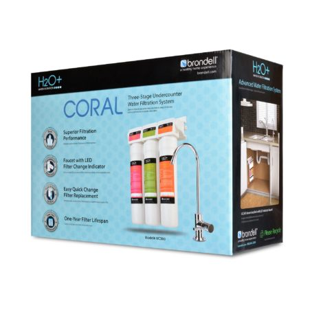 coral-uc300-under-sink-water-filter-packaging