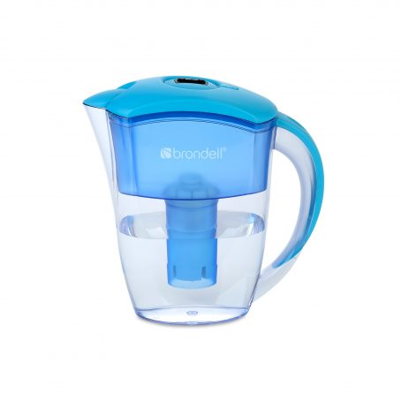 pitcher-h10b-counter-top-water-filter-left-view